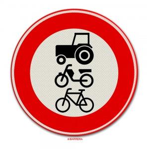 Gesloten voor Langzaam verkeer
