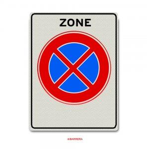 E02zb Verboden stil te staan
