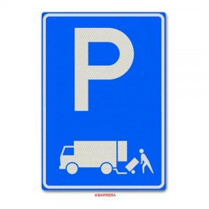 Parkeergelegenheid Laden en lossen