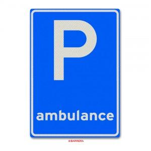 Parkeergelegenheid ambulance