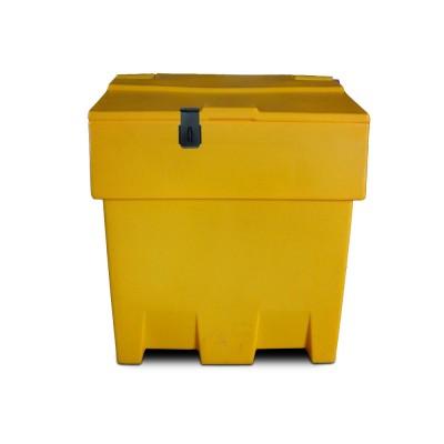 Kunststof zoutkist 200 liter