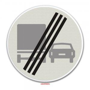 F04 Einde inhaalverbod vrachtauto's