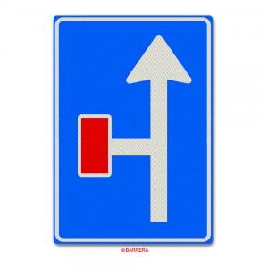 RVV verkeersbord L09-02l