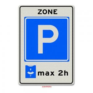 Parkeerschijfzone