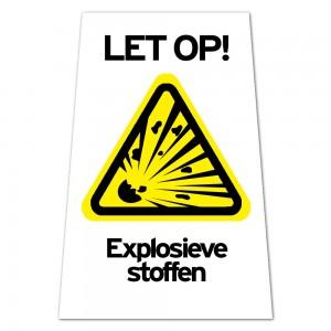Explosieve Stoffen W002