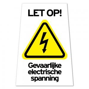 Gevaarlijke Electrische Spanning
