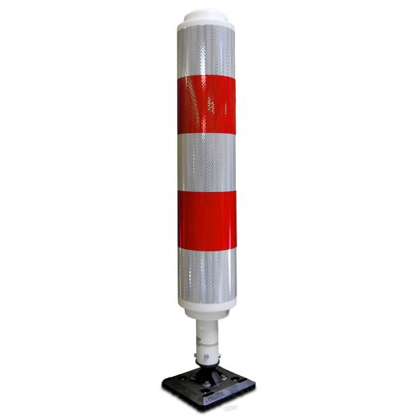 flexpaal rood wit