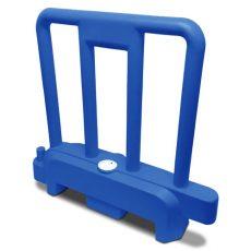 blauw afzethek