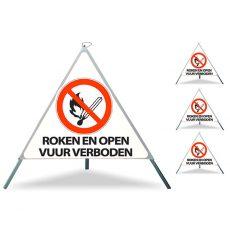 open vuur verboden