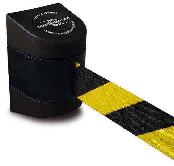 geel-zwart afzetlint