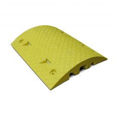 verkeersdrempel geel