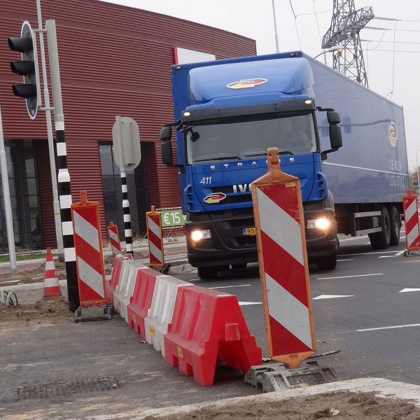 barriers en baakschilden