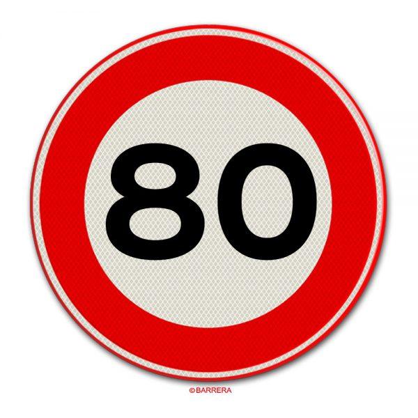 80 km