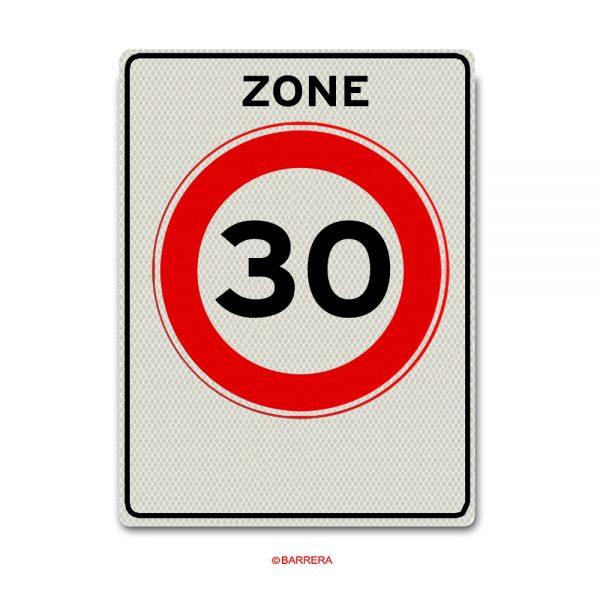 30 km zone