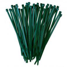 groene tie-wraps