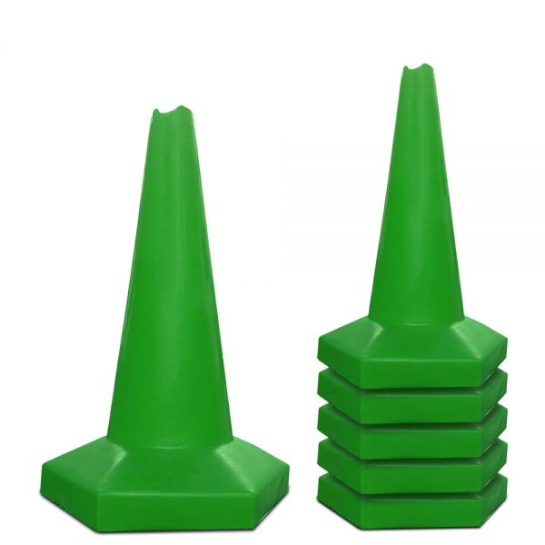 groene afzetkegel