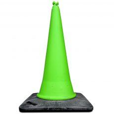 Groene afzetkegel van 1 meter