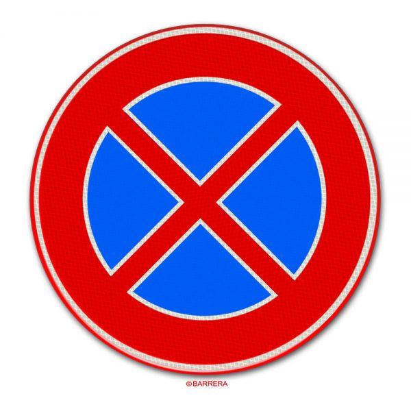 verbod stil te staan
