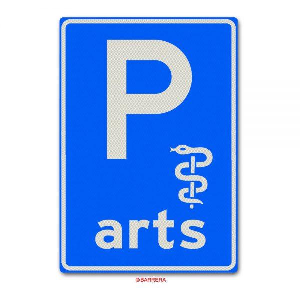 parkeergelegenheid arts