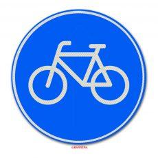 verplicht fietspad