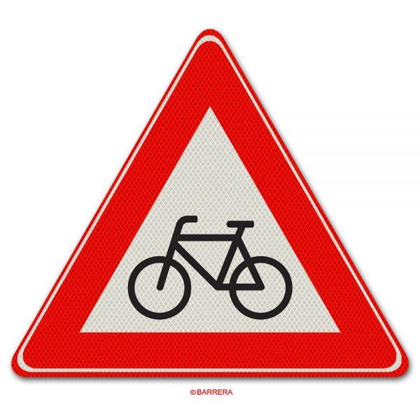 oversteekplaats fietsers