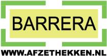 Barrera afzethekken.nl specialist in tijdelijke afzetmaterialen