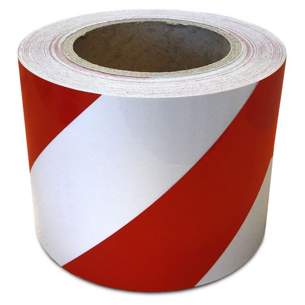 Rood witte Tape