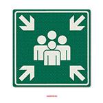 Verkeersdrempel | Verkeersbord J38