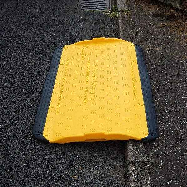 rijplaat voor rolstoel