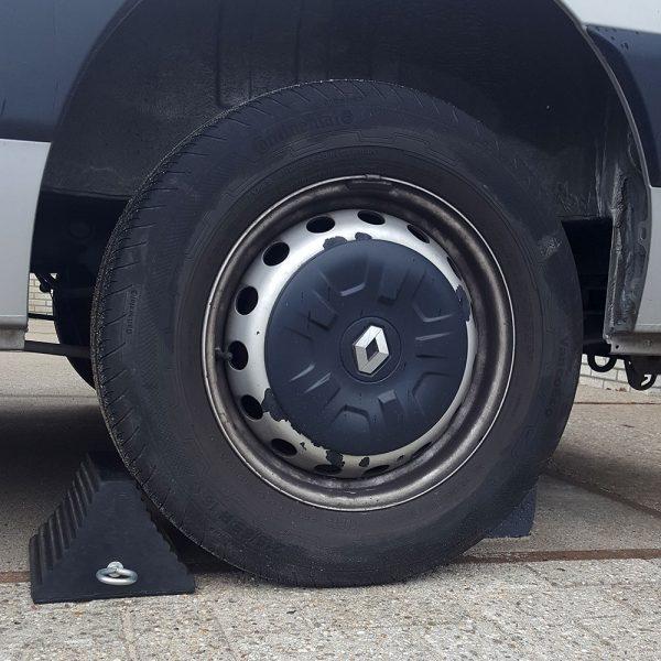 rubber wielkeg