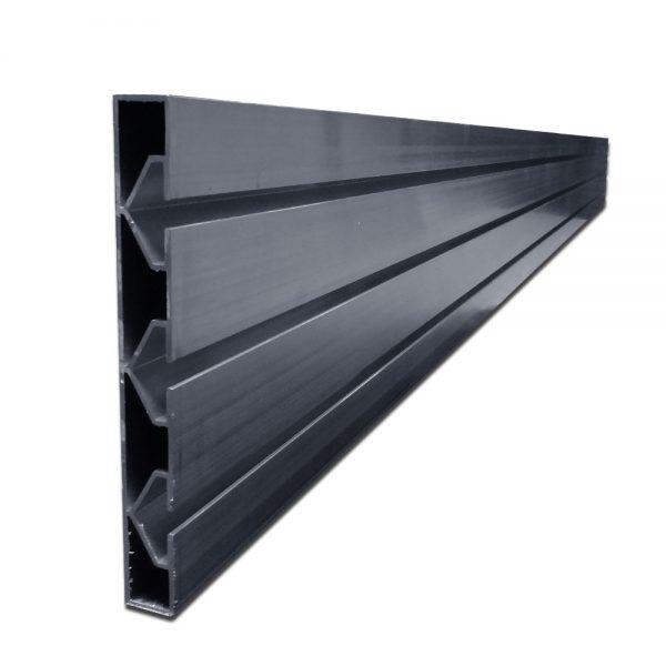 aluminium sleuvenprofiel