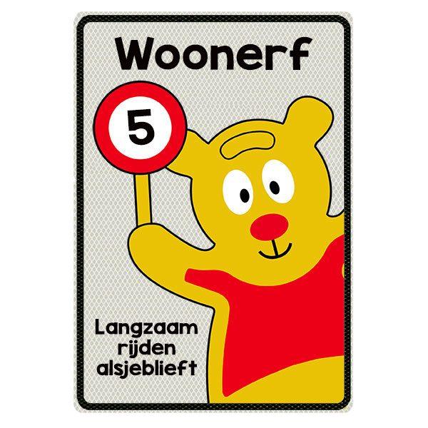 woonerf 5 km