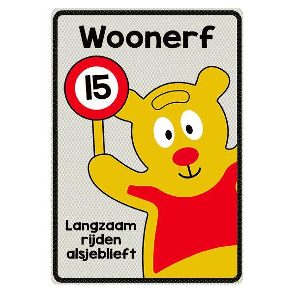woonerf 15 km