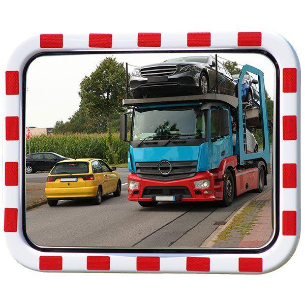 verkeerspiegel rechthoek 60