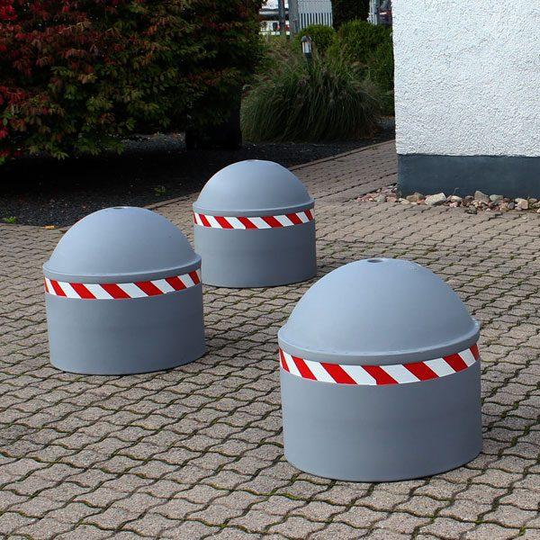 kunststof betonblokken