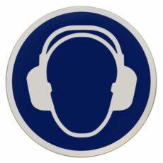 gehoorbescherming verplicht