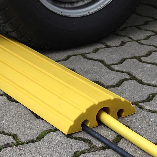 kabelbeschermer geel
