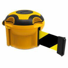 geel zwart afzetband