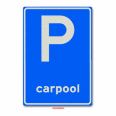 Carpool parkerplaats