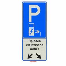 Opladen electrische auto's