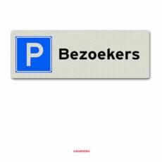 parkeren bezoekers