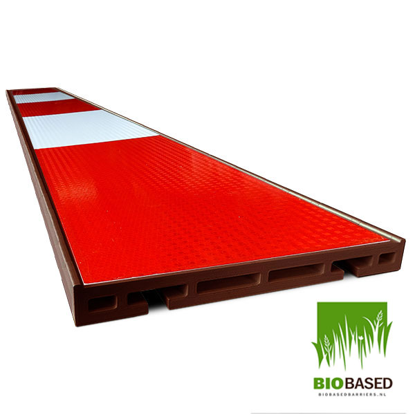 biobased schrikhekplank