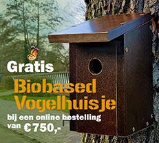 biobased volgelkastje