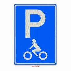 parkeergelegenheid motorfietsen